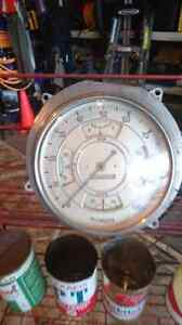 Plymouth Gage cluster