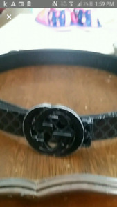 Gucci belt $30 o.bo