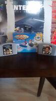 Nintendo 64 en boite avec jeux