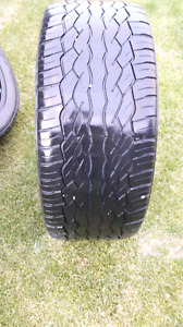 22' Mpw aftermarket rims with tires