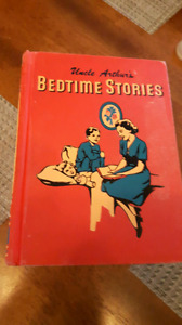 Wanted: Uncle Arthur's Bedtime Stories