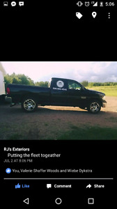 "Dodge ram 1500 rims and tires 20"" perellie scorpion"