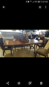 Beautiful Ashley Furniture Dining Table