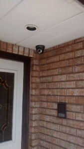 Security Camera Installation and Cabling Services