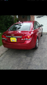 2012 Chevy Cruze fully condition