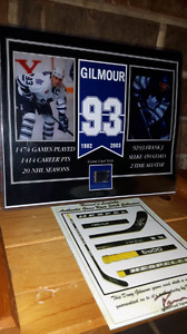 Doug Gilmour Toronto Maple Leafs hockey picture