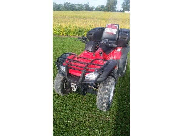 Used 2006 Honda Fourtrax Rancher