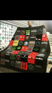 Turn your T-shirts into a Memory Quilt