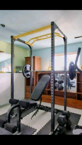 Dumbbells  and waights equipment  for sale