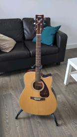 Yamaha FX370C Electo Acoustic Guitar