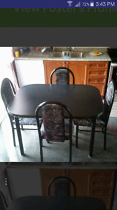Good condition kitchen table