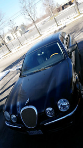 Luxury jaguar S Type for sale