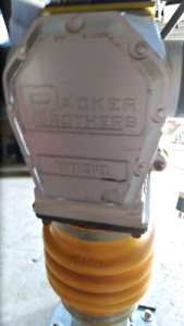 Packer brothers electric jumping jack tamper