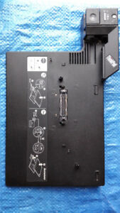 Thinkpad Lenovo doc port extendor replicator