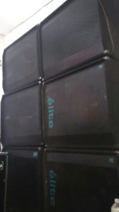 Looking for not selling Subs and Full range pa