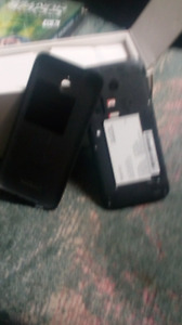 Alcatel new cell Virgin networked