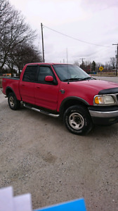 2002 ford f150 supercrew
