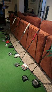 Ping Cleveland, Odyssey, Callaway,Taylormade. Putter, Putters
