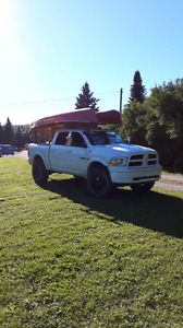 Ram 1500 lifted open to offers, no trades