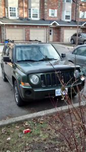 2008 Jeep Patriot (Selling as is)