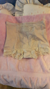 Spandex and Lace control top panties