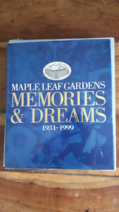 Maple Leaf Gardens  Memories&dreams