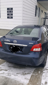 Toyota yaris 2007 // tres bon etat // Doit partir rapidement