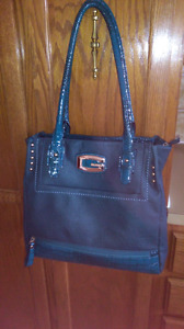 Hangbag Gussaci 20$ & leather shoes size 36, 37, and Geox is 7.