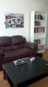SUBLET Comfy 3 1/2 next to Jean Talon Market (June to August)