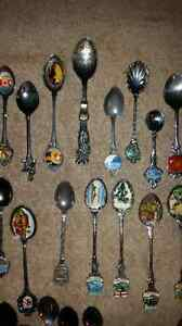 Vintage collectors spoons and racks Windsor Region Ontario image 5