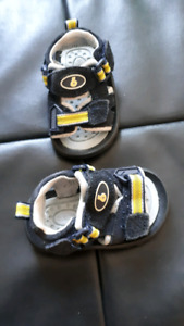 12- month sandals and slippers