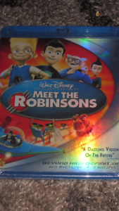 Disney Meet the Robinsons - Blu-Ray Brand new packaged