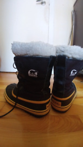 Sorel Winter waterproof boots size 7-8 perfect condition