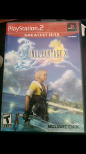 Final Fantasy X Play Station 2