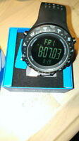 """Columbia Men's CT004-005 """"Singletrak"""" Stainless Steel Watch"""