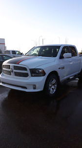 2014 RAM 1500 SPORT ((lease take over))