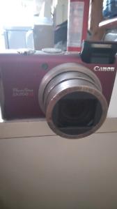 Canon powershot sx 200 is digital  camera HD video