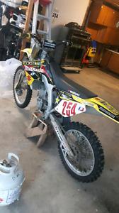2007 rmz 250