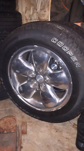 Dodge 20 inch wheels