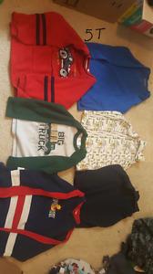 Boys Clothes 5T