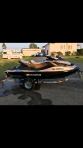 Sea doo gtx 255 limited edition 2009 Seulement 56h!