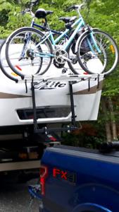 Support à vélo pour fifth wheel