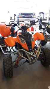 Sport Quad for sale or will trade for Dual Sport