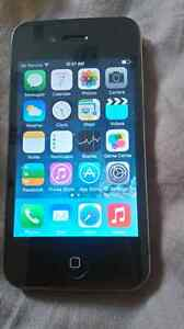 IPhone 4 with Bell or Virgin for sale Gatineau Ottawa / Gatineau Area image 1