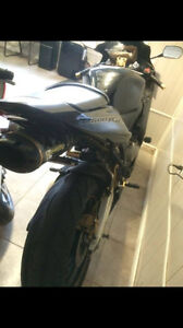 REDUCED! Mint CBR RR low km, ready to go