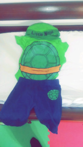 Ensemble tortue ninja