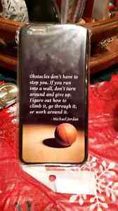 Michael Jordan quote  hard  iPhone case  Stratford Kitchener Area image 1