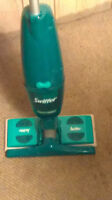 Swiffer Wet Jet Rechargeable Battery Operated Vacuum for Sale