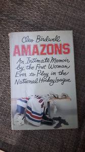 NHL Cleo Birdwell book.