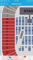 ACDC Lower bowl singles
